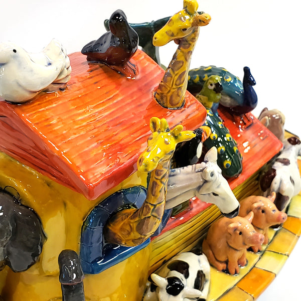 Noah's Ark Sculpture