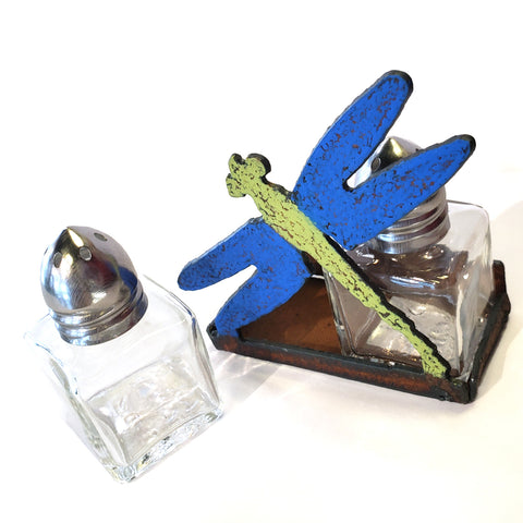 Salt & Pepper-Dragonfly