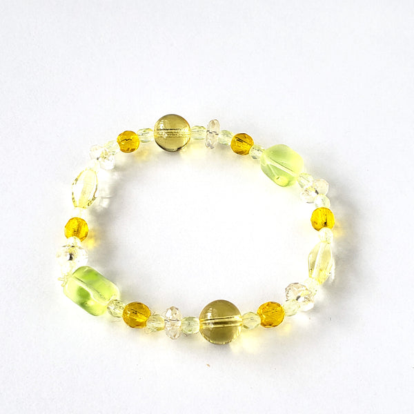 Stretchy Bead Bracelet