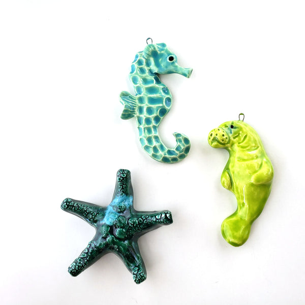Ceramic Starfish-Mini