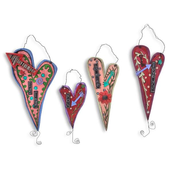 Spirit Heart Wall Hanging