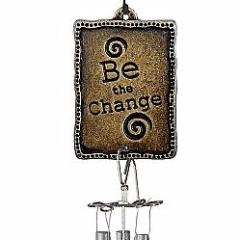 Little Piper Chime-Be the Change | Jacob's Musical Chimes | Random Acts of Art | Naples Florida