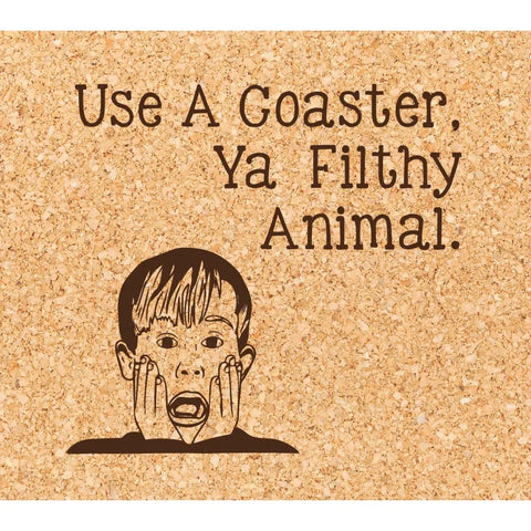 Filthy Animal Coaster
