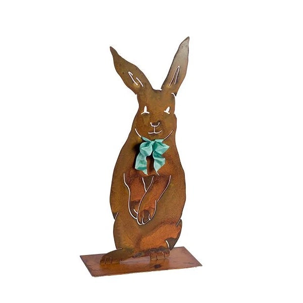Bunny Rabbit Sculpture-Henry