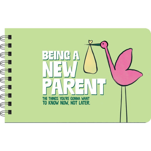 Being a New Parent Book