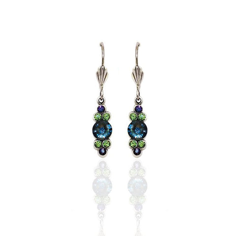Cassidy Crystal Earrings