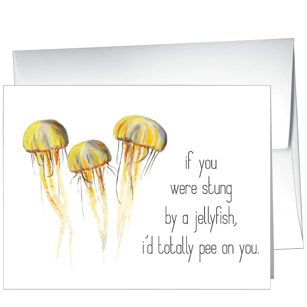 Card-Jellyfish