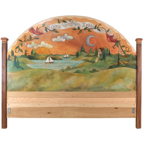 Queen Headboard-Landscape