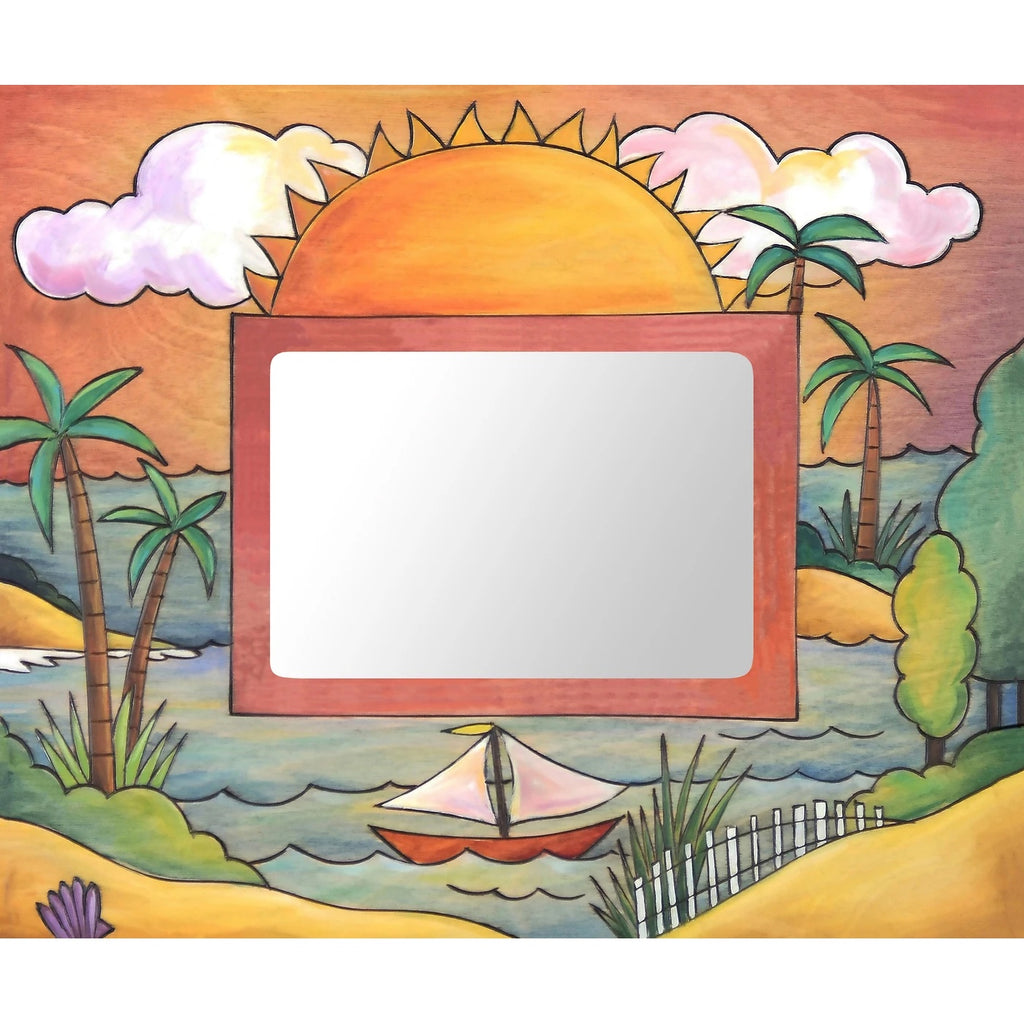 Picture Frame-Float Your Boat