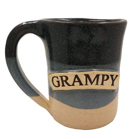 Grampy Coffee Mug | Stegall's Stoneware | Random Acts of Art | Naples Florida