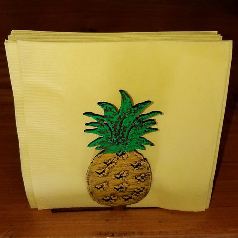 Napkin Holder-Pineapple