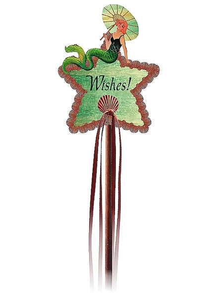 Mermaid Wish Wand