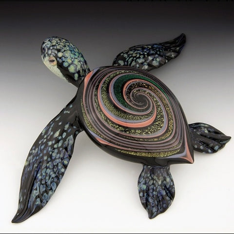 Dichroic Turtle-Black