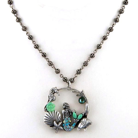 Il Mare Mermaid Necklace