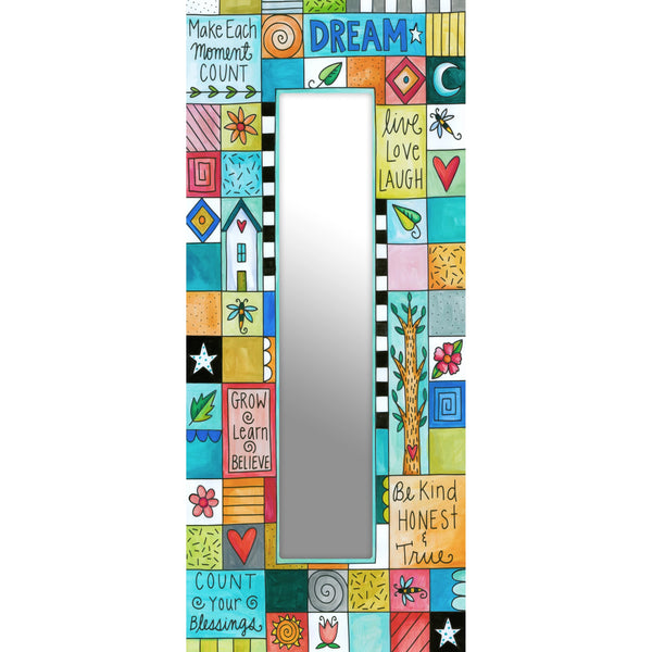 Mirror-Playful Patchwork