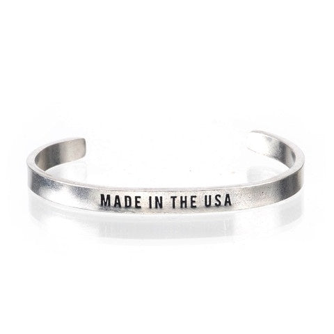 Cuff Bracelet-Made in the USA