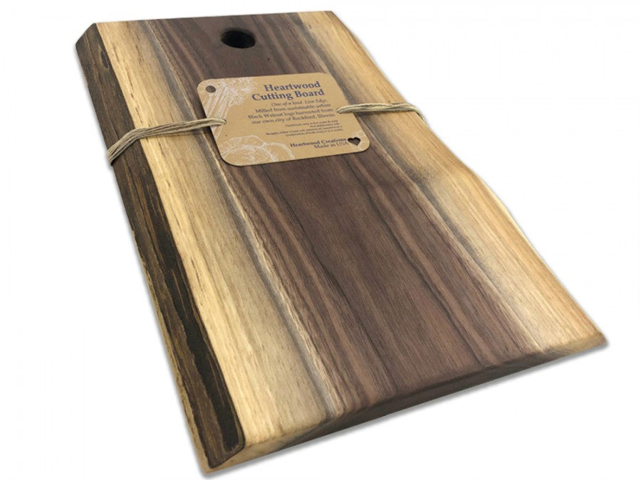 Cutting Board-Black Walnut