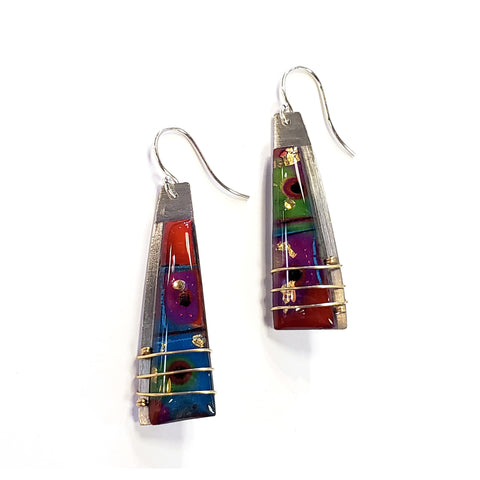 Sue Savage Jewelry Cooper Earrings
