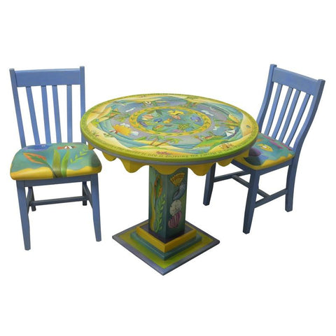 Table & Chairs-Tropical