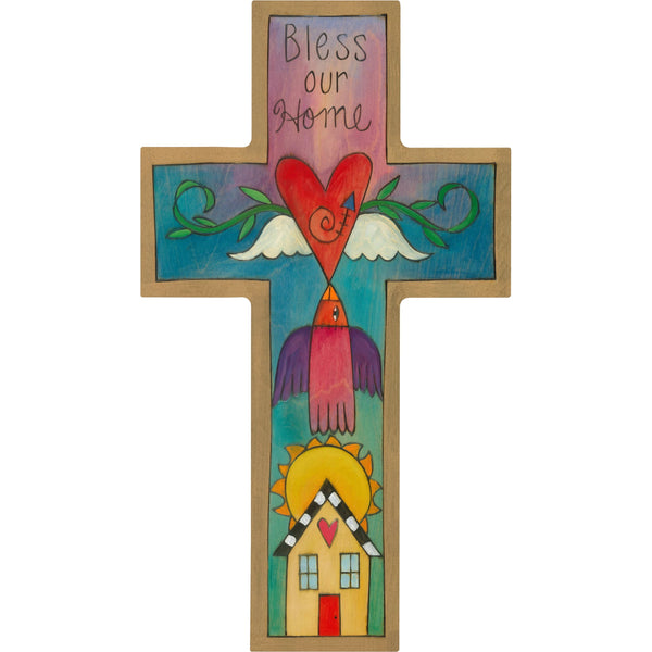 Cross Plaque-Blessings