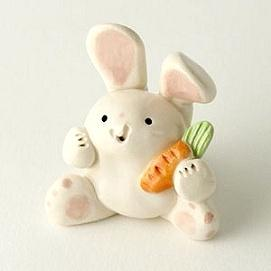 Little Guy-Bunny with Carrot