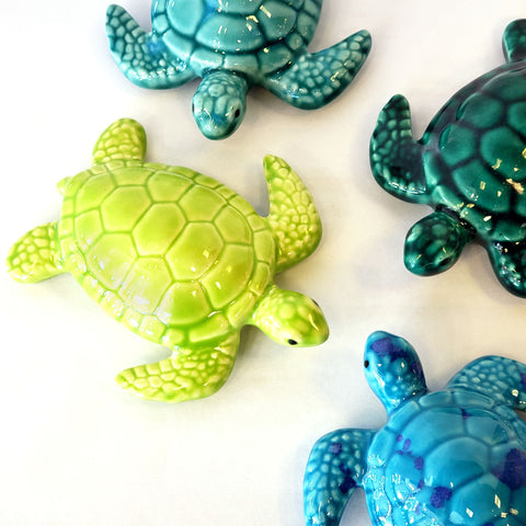 Ceramic Turtle-Mini