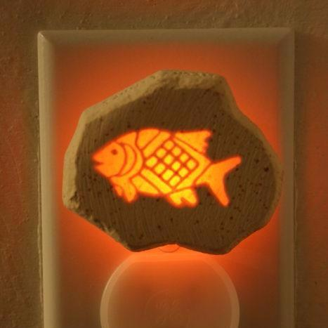 Glow Nightlight-Fish