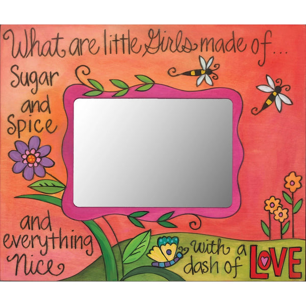 Picture Frame-Girly Girl
