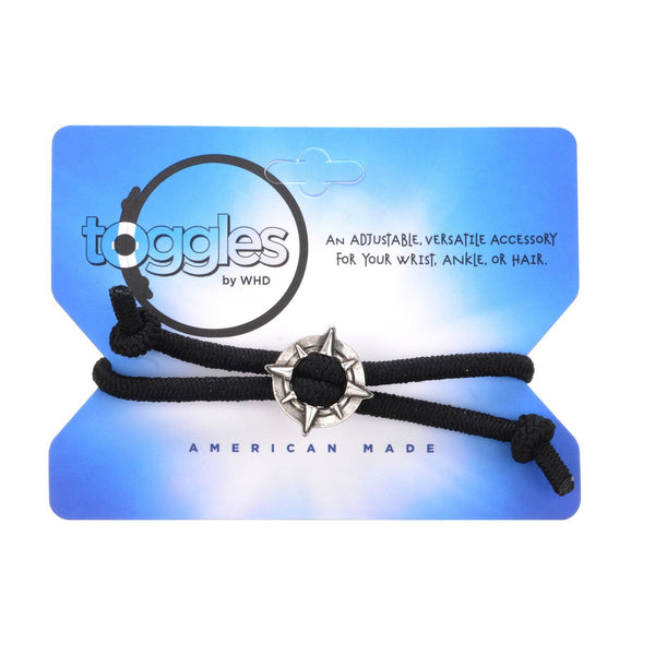 Toggle Bracelet-Compass Rose