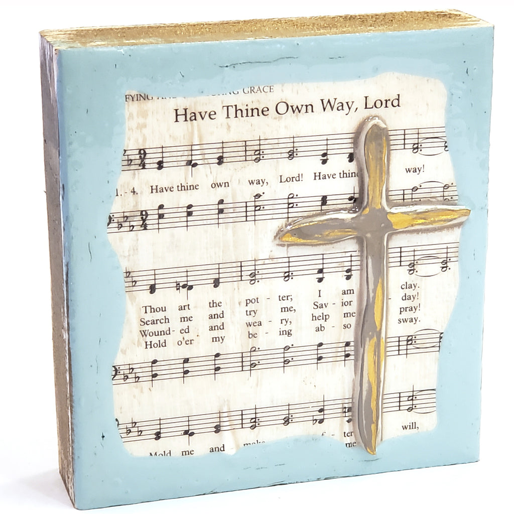 Sheet Music Art-Have Thine Own Way, Lord