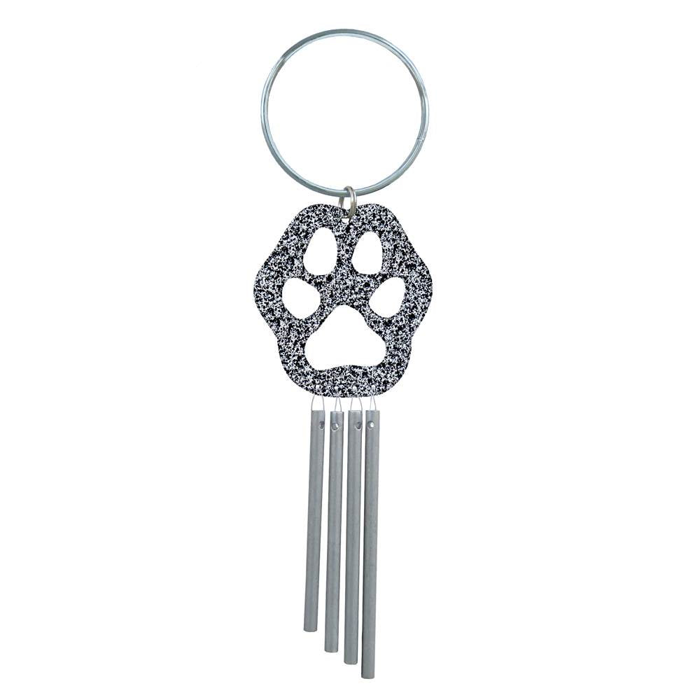 Door Chime-Paw Print