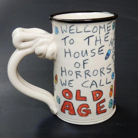 Horrors of Old Age Mug