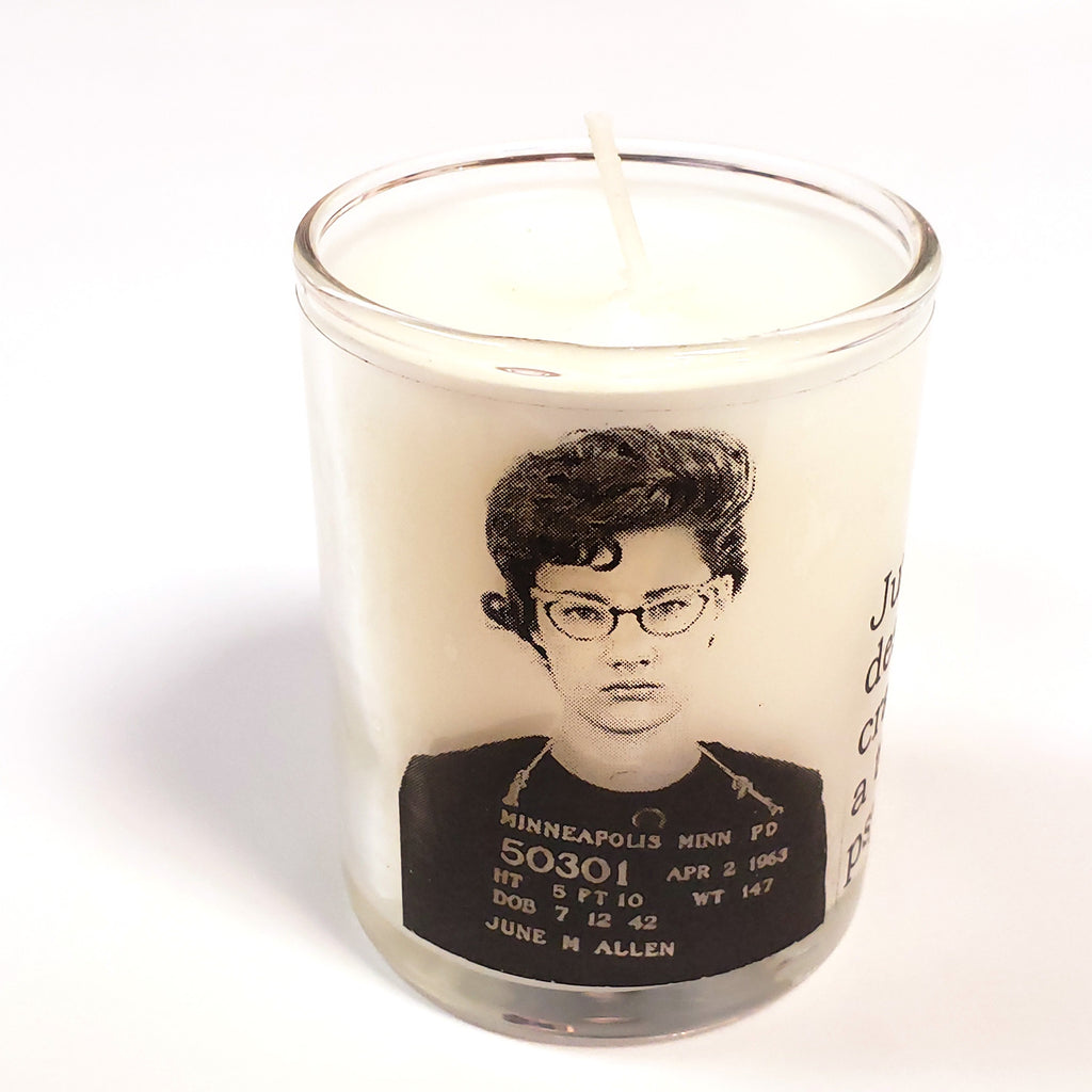 Big House Candle-June
