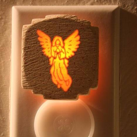 Glow Nightlight-Angel