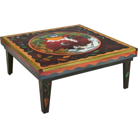 "Square Coffee Table-42"" Four Seasons"