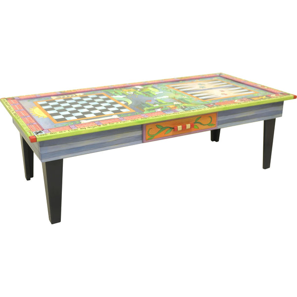 Game Coffee Table-Cats vs Dogs