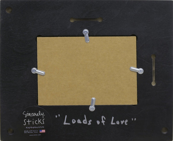 Picture Frame-Loads of Love