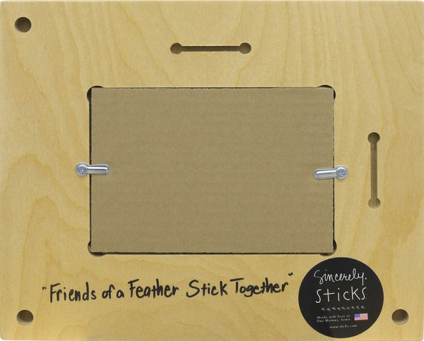 Picture Frame-Friends of a Feather