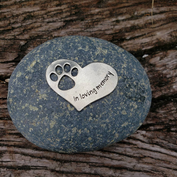 In Loving Memory Memorial Rock-Pet