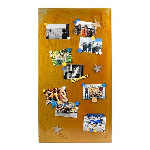Magnetic Memo Board, Large-Wall Mount