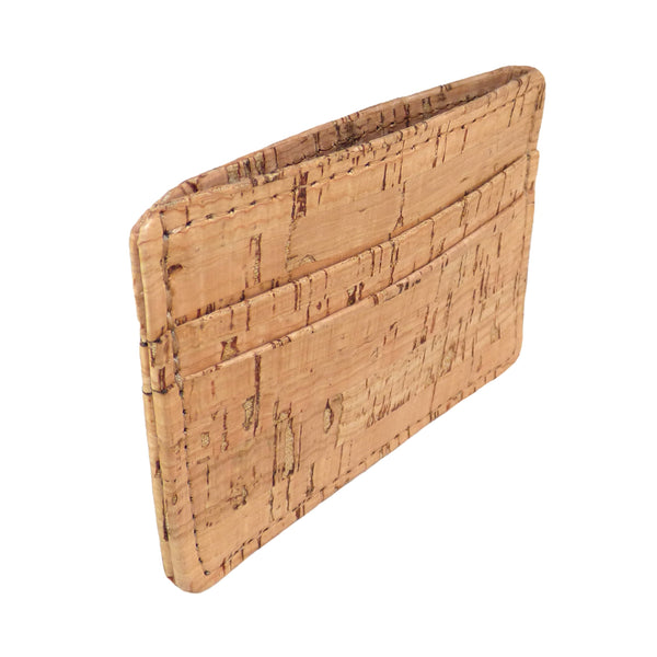 Card Holder Wallet-Cork