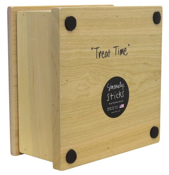 Dog Treat Box-Treat Time