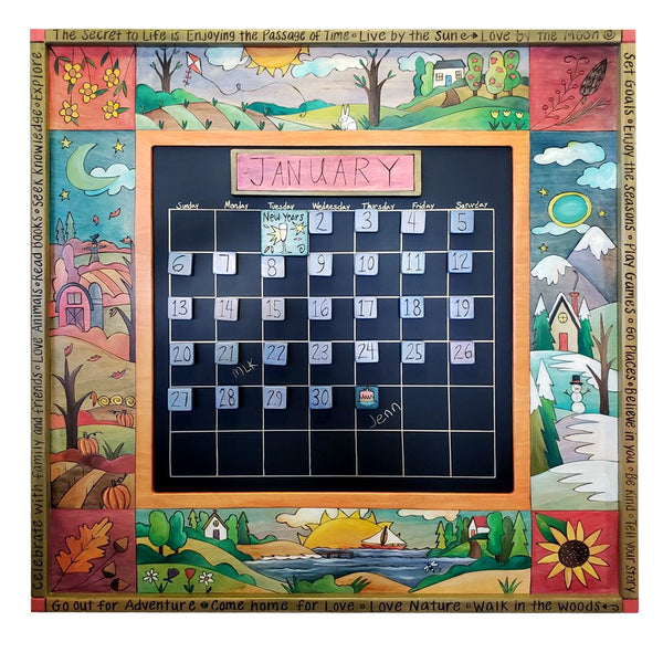 Perpetual Calendar, Large-Four Seasons