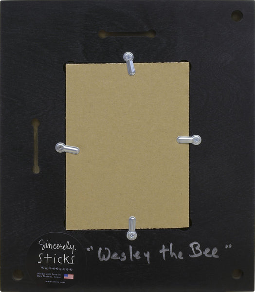 Picture Frame-Wesley the Bee