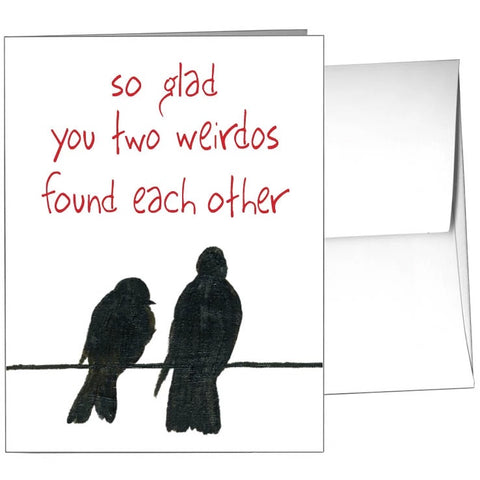 Card-Weirdos Found Each Other