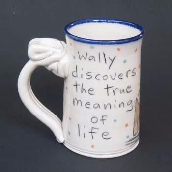 Wally Bacon Mug