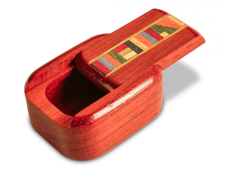 "Secret Box 2""-Padauk Contemporary"