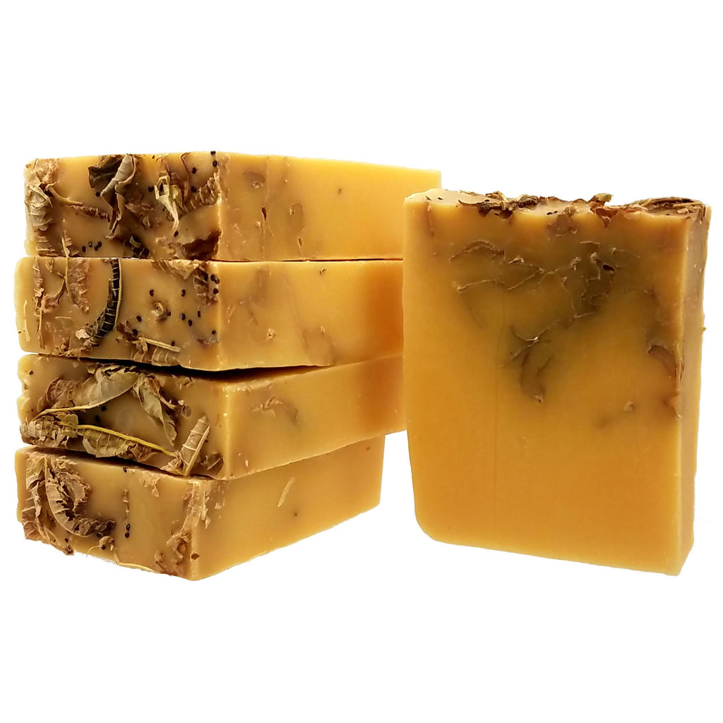 Lemon Verbena & Black Pepper Soap