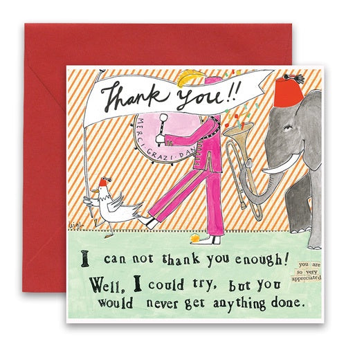 Card-Thank You