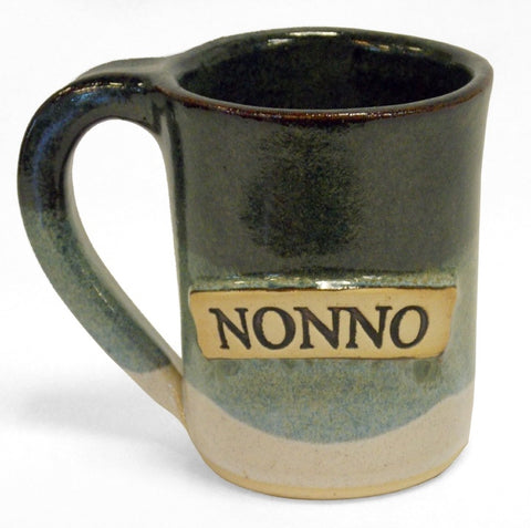 Nonno Coffee Mug | Stegall's Stoneware | Random Acts of Art | Naples Florida